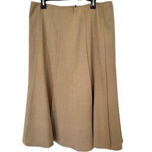 Conrad C maxi A line skirt all lined